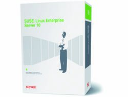 NOVELL SUSE Linux Enterprise Server for X86 AMD64 und Intel EM64T Itanium und IBM max 32CPU 3Y Subscription - Kein Datenträger (ML) (Em64t Intel)