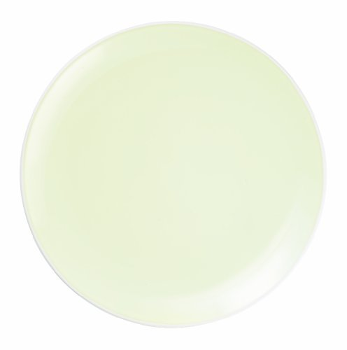 Noritake Colorwave White Coupe Dinner Plate by Noritake Coupe Dinner Plate