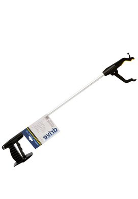 Aquarius Grabber Long Arm Reach Aid Pick-up Tool for Elderly and Disabled Daily Living Aid Easy to Use and Light Weight (Pickup-and-reach-tool)