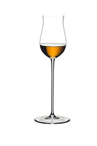 RIEDEL Spirituosenglas-Set, 2-teilig, Für edle Brände wie Cognac oder Armagnac, 152 ml, Kristallglas, RIEDEL Veritas, 6449/71 -