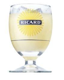 RICARD Set mit 6Ballongläsern der Marke