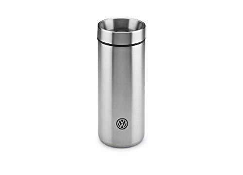 VOLKSWAGEN 5td069604Thermo Tasse 0,4l von Edelstahl in Silber