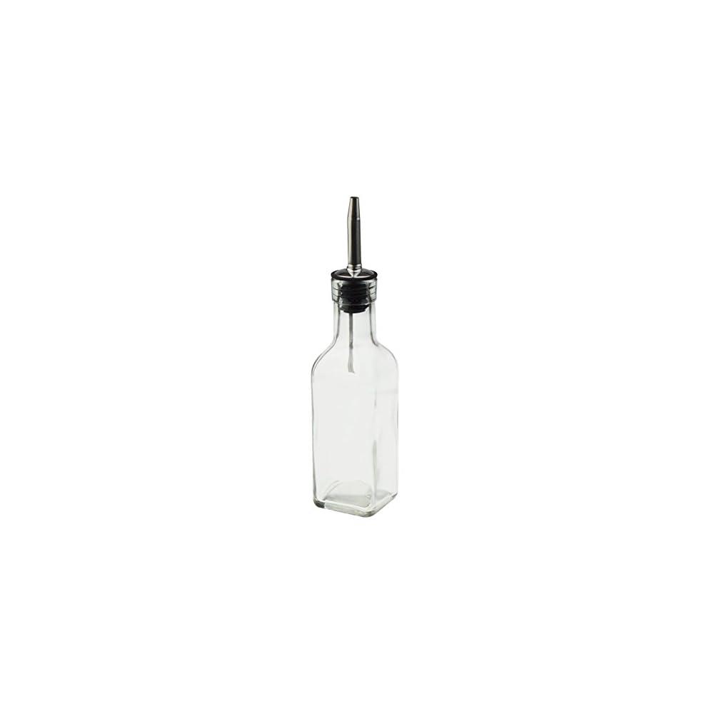 Argon Tisch Platz Olivenl Essig Flasche Mit Ausgieer Tapor Geschenkkarton 170ml 6 Unzen