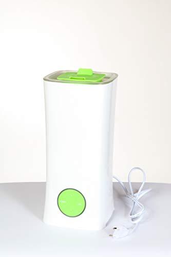 Prozone Humidificador Ultrasonico Aromaterapia de Aceites Especiales y Ionizador. Diseno sin Fugas de Agua