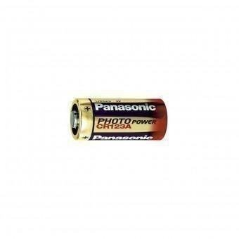 Preisvergleich Produktbild Panasonic Lithium Photo CR123A/1BP - Kamera-Batterie, 2B222599 [PC]