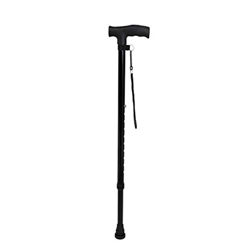 WYJW Zuckerrohr - Leichtes Rohr einstellbar - Leichtes, rutschfestes Zuckerrohr aus Aluminium -