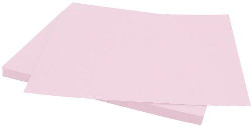 Bazzill Basics Papier 25Scrapbooking Blatt Leinwand Textur, petalsoft -