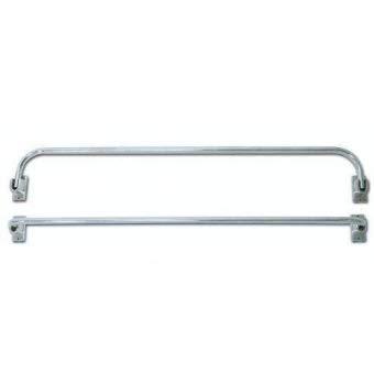 PFIFF 001178 Deckenhalter klappbar, Halter für Decken, Wandmontage, Länge 100cm