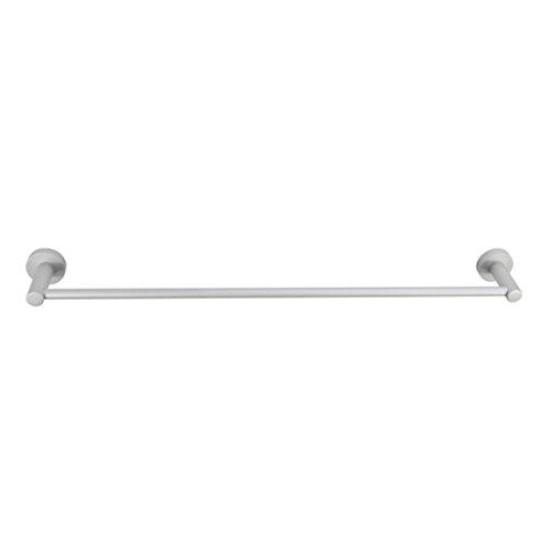 Home mall- Bagno Spazio alluminio rotonda Sedile barra di tovagliolo Towel Rack