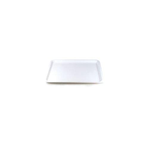 GioStyle weiß Melamin-Tablett mit Rand cm. 30x 40x 2cm