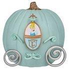 (Disney Princess Cinderella Prinzessin in der Kutsche Pumkin Push In Kürbis Dekorations Kit)