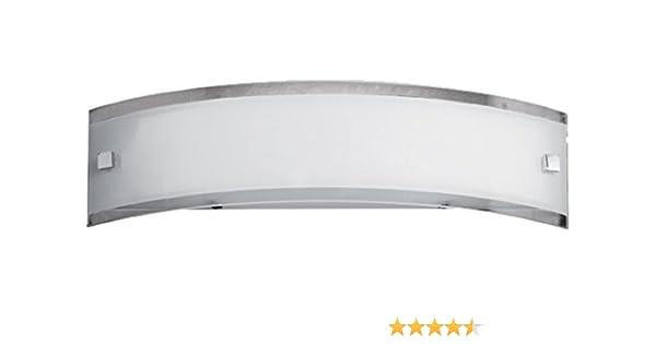 Ideal lux denis ap1 lampada small bianco: amazon.it: illuminazione