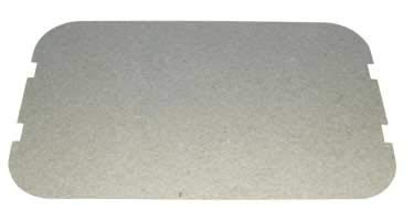 FAGOR - PLAQUE MICA GUIDE ONDES 182 X113 M/M - 77X9555