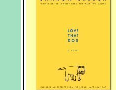 Love That Dog by Sharon Creech (2003-06-30)