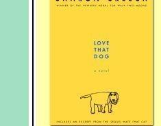 Love That Dog by Sharon Creech (2003-06-30)