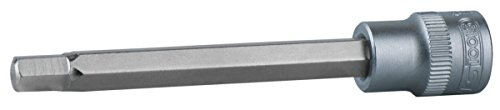 \'KS Tools 922.3850Stecknuss Schraubendreher Ultimate 6Kant 3/8110mm–4mm