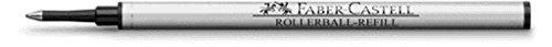 Faber-Castell 148712 - Ersatzmine Tintenroller Basic, schwarz