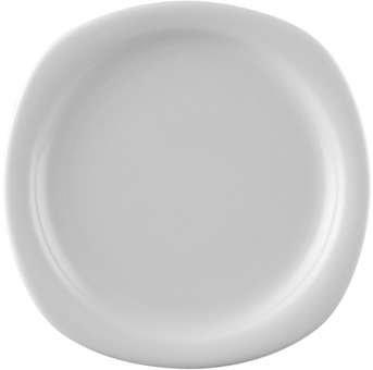 Rosenthal - Suomi - Brotteller - Porzellan - weiß - Ø 16 cm