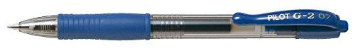 pilot-bl-g2-7-boligrafo-color-azul-12-unidades