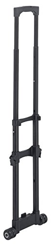 Preisvergleich Produktbild Allit Trolley, 1 Stück, schwarz, 420900