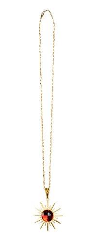 Boland 74566 - Halskette Ruby Star, Schmuck