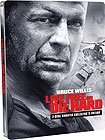 Live Free or Die Hard - 2 Disc Widescreen Unrated Edition (Exclusive Steel Book Packaging, Digitial Copy of Film and Bonus Movie Ticket) by Bruce Willis (- Dvd-live Free, Die Hard)