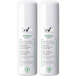 Svr Spirial Deodorante Antitraspirante Spray 2x100ml