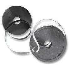 Nobo Magnetband selbstklebend (10 m Länge) schwarz