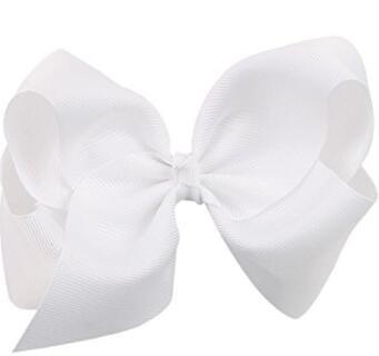 Haarspange Ribbon Hair Bows Clips Haarschmuck für Mädchen Teens Women ()