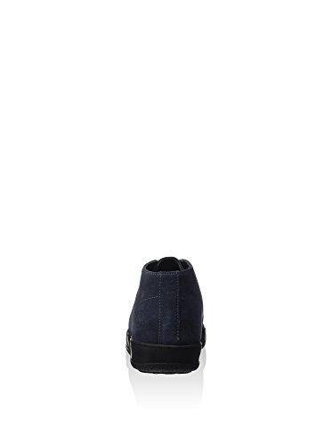 Lumberjack Blazer, Baskets Hautes Homme blue