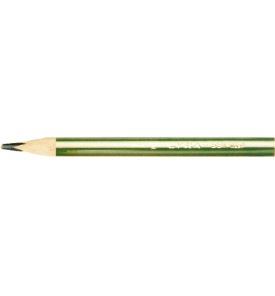 Lyra 331 Lápices Albañil, verdes Extradura, 100 piezas por paquete