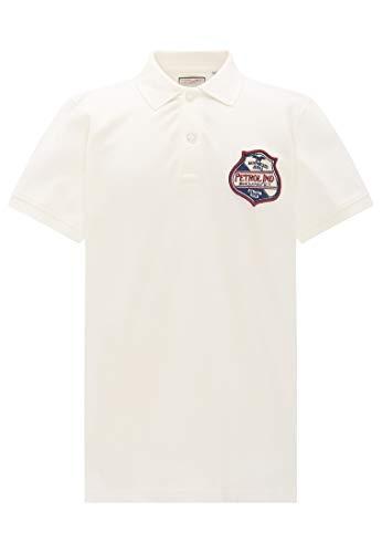 Petrol Industries Poloshirt Jungen B-SS19-POL901 Chalk White, 152 -