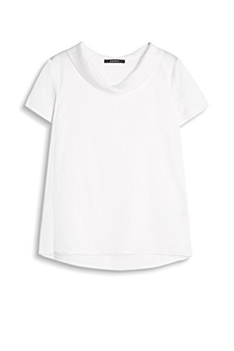 ESPRIT Collection, Camicia Donna Bianco (Off White)