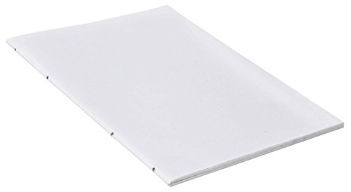 Buch Einlage Notizbuch Inlay DIN A6 5 er Set Naturpapier Leder
