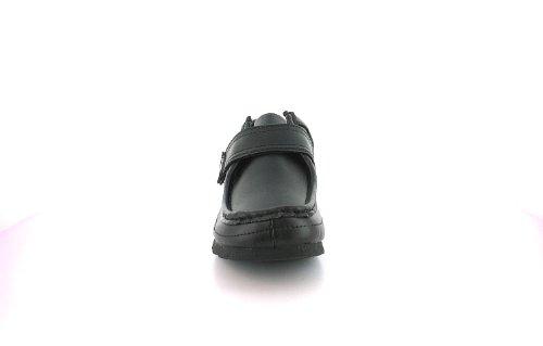 Ubershoes , Baskets mode pour garçon Noir - noir