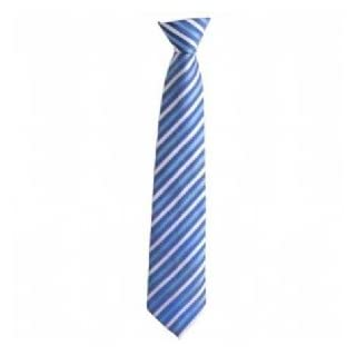 (Blue and White) Pillow Tie