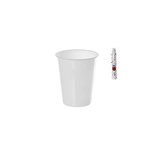 Gobelet Plastique Blanc 18-20 Cl ( Lot De 100 ) Le Geant De La Fete