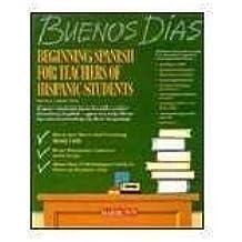 Beginning Spanish for Teachers of Hispanic Students by Pamela J. Sharpe Ph.D. (1994-02-01)