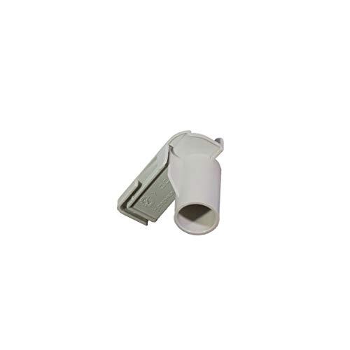 Waschmitteleinspülschale Waschmittelschublade Einspülschale Saugheber Waschmaschine ORIGINAL Miele 4741212 passend auch Neckermann eingesetzt in w363 w323 w343 w3844 w2553 w2653 w2623 w2663 w2662 uvm