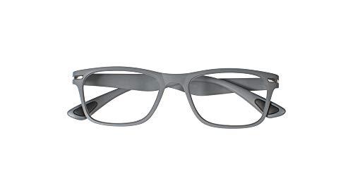 El Charro Occhiali da Lettura Modello Oklahoma Grigio, Diottria +2.5-1 Prodotto