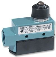 SWITCH, LIMIT, SPDT BZE6-2RN By HONEYWELL S&C -