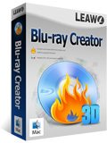 Leawo Blu-Ray Creator MAC Vollversion (Product Keycard ohne Datenträger)- Lebenslange Lizenz