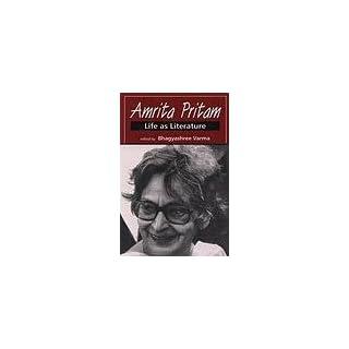 Amrita Pritam: Life as Literature