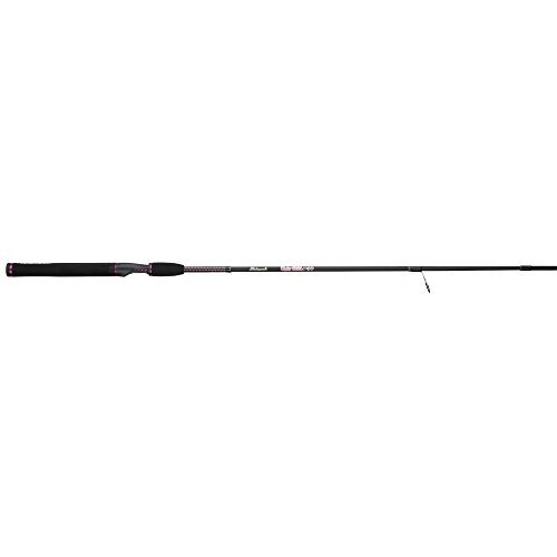 Shakespeare Ugly Stik GX2 Ladies Spinning Rod (6-15-Pound Test), 6.5-Feet/Medium by Shakespeare
