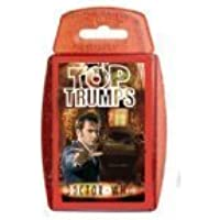 Top Trumps - Dr Who - Red Pack