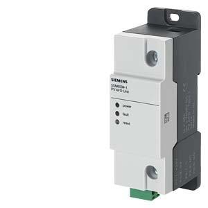 Siemens–Laufwerk Rauchmelder Bogen Photovoltaik 1Polo 40A 1000V DC