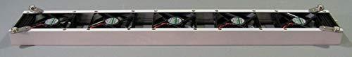 Heizkörperverstärker HERO Booster Heizkörper-Ventilator mit 5 ECO-Lüftern Heizkörper Verstärker