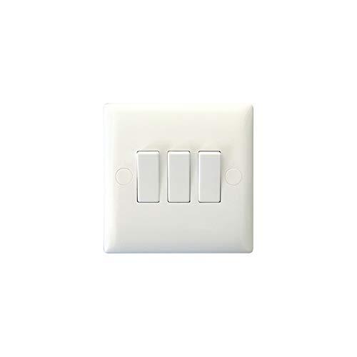 Varilight XO3W - Interruptor de luz para balancín de 1 o 2...