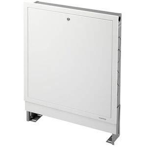Oventrop Einbauschrank Stahl verzinkt Nr. 1, 560 x 760-885 x 115-180 mm