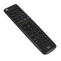 Audio-fernbedienung (Vu+ 11788 Fernbedienung Audio,TV Drucktasten - Fernbedienungen (Audio,TV, Drucktasten, Schwarz))
